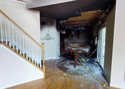 Fire Restoration – 04/18